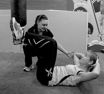 Natalie Amoré - Personal Trainer