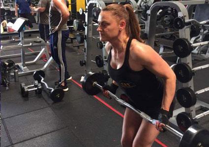 Strength Training - Natalie Amoré