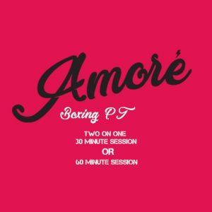 Boxing PT Melbourne - Natalie Amoré