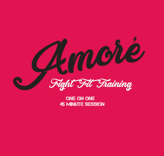 Fight Fit Training - Amoré Boxing & PT