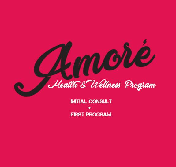 Health & Wellness Program - Natalie Amoré Health Coach