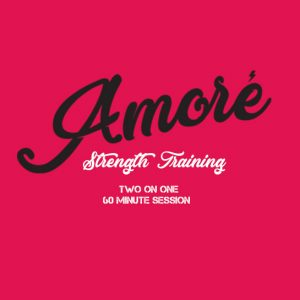 Strength Training - Amoré Boxing & PT